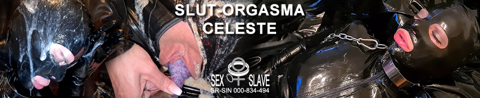 Slut-Orgasma Celeste whore sex-slave dog-sllut